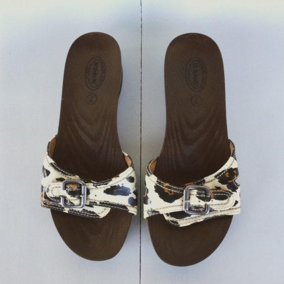 4fc7156d216f Dr. Scholl s Shoes - Dr Scholl s Animal Print Sandal